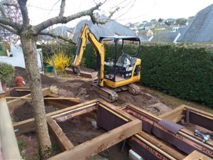 paysagiste rodez, travaux modules bois